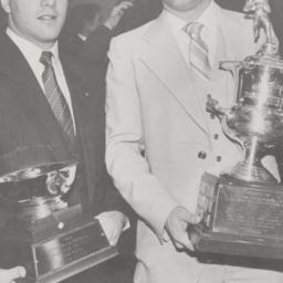 John Witkowski and Doug Flutie