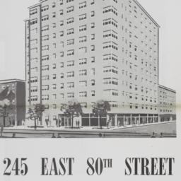 245 East 80th Street