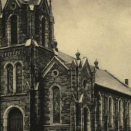Baptist Church, White Plain...