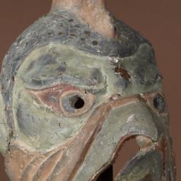Gigaku Mask Of Sacred Bird ...