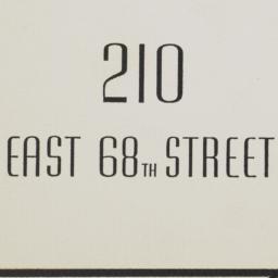 210 East 68th Street