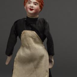 Marionette Of Maid In Black...