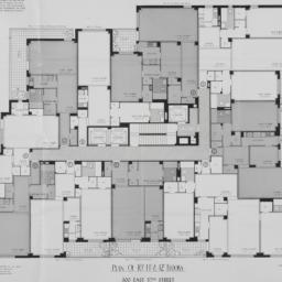 300 E. 57 Street, Plan Of 1...