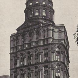 The     World Building, N.Y...