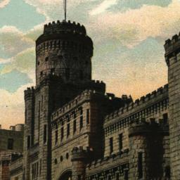 9th Regiment Armory, 14th. ...