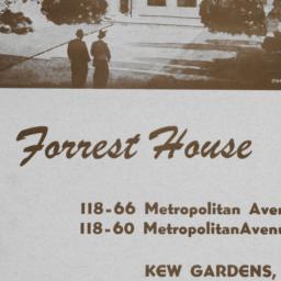 Forrest House, 118-66 Metro...