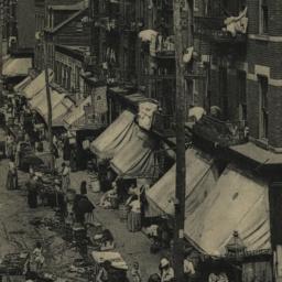 Hester Street. New York