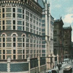 City Jail & Court House N.Y...