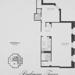 Beekman Towers, 1 Mitchell ...