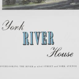 York River House, York Aven...
