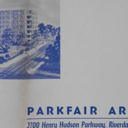 Parkfair Arms, 2700 Henry H...