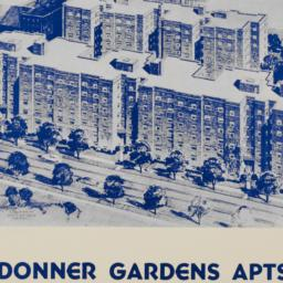 Donner Gardens Apartments, ...