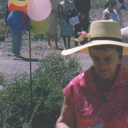 "Kay ""Easter Atrium 1965"