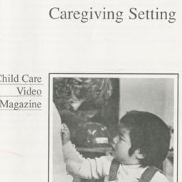 Child Care Video Magazine, ...