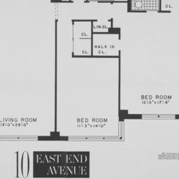 "10 East End Avenue, ""e"" 2nd..."