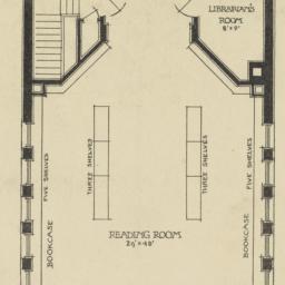 First floor plan. Kingsbrid...