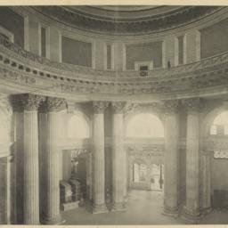 Entrance rotunda of the Agr...