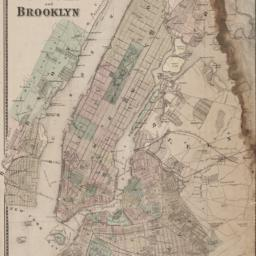 Plan of New York and Brooklyn