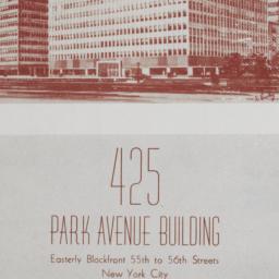 425 Park Avenue, 425 Park A...