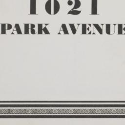 Simplex Apartments, 1021 Pa...