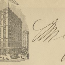 Austin, Nichols & Co. envelope
