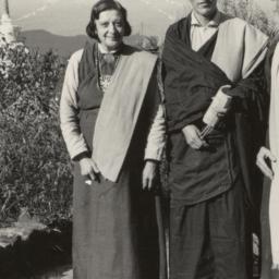 Lama Anagarika Govinda and ...