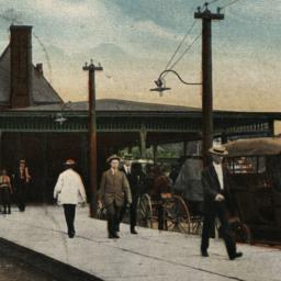 Lackawanna Station, Montcla...