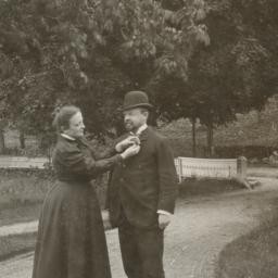 Photograph of Frances T.P. ...
