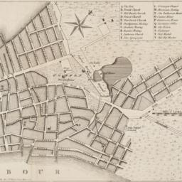 A     plan of the city of N...