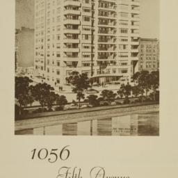 1056 Fifth Avenue