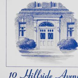 10 Hiiiside Avenue