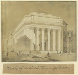 Bank of Montreal, Winnipeg branch