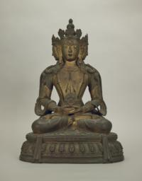 Vairocana Adibuddha, Front