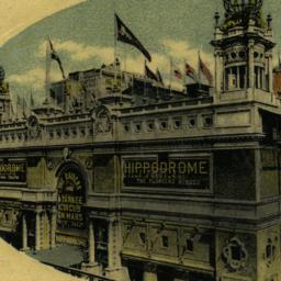 Hippodrome, New York.
