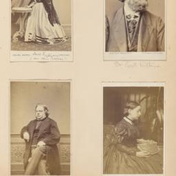 Four Images: Mrs. Symons (o...