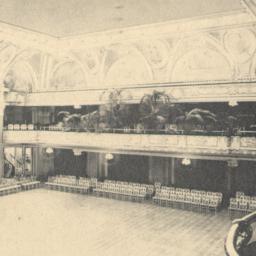 The     Grand Ball Room, Wa...