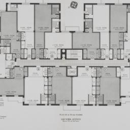 1420 York Avenue, Plan Of 1...