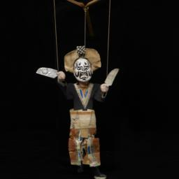 Chinese Jigging Puppet Of M...