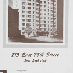 215 East 79th Street