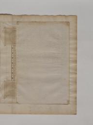 Serlio Book VI Plate 18 text verso