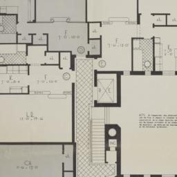 185 E. 159 Street, Plan Of ...