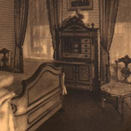The     Bedroom, North View...