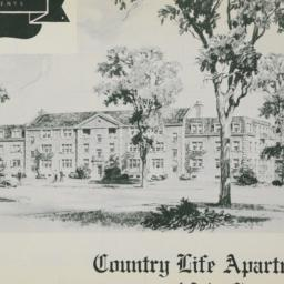 Country Life Apartments, Ha...
