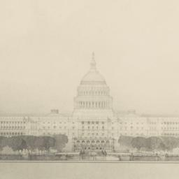 The     Capitol - West elev...