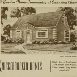 Knickerbocker Homes, Hook C...