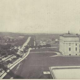 View of the first section o...