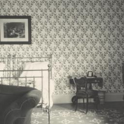 [White House, bedroom]
