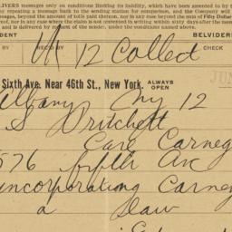 Telegram to Henry Smith Pri...