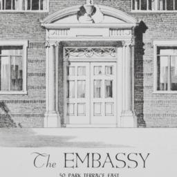 The     Embassy, 50 Park Te...