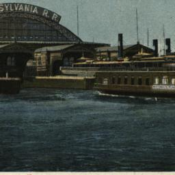 Jersey City, N. J. Pennsylv...